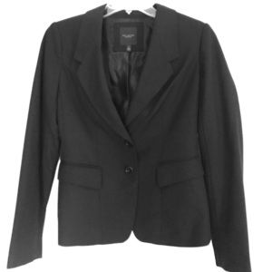 Black Skirt Suit from The Limited